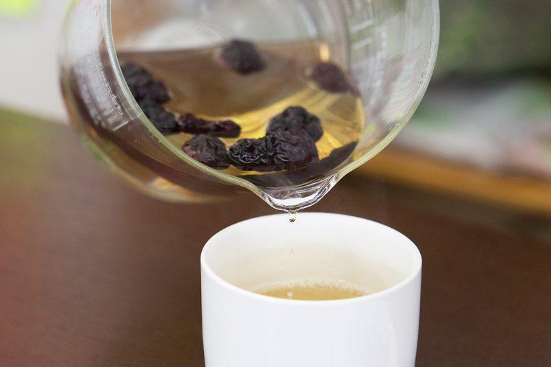 漢方薬のお茶